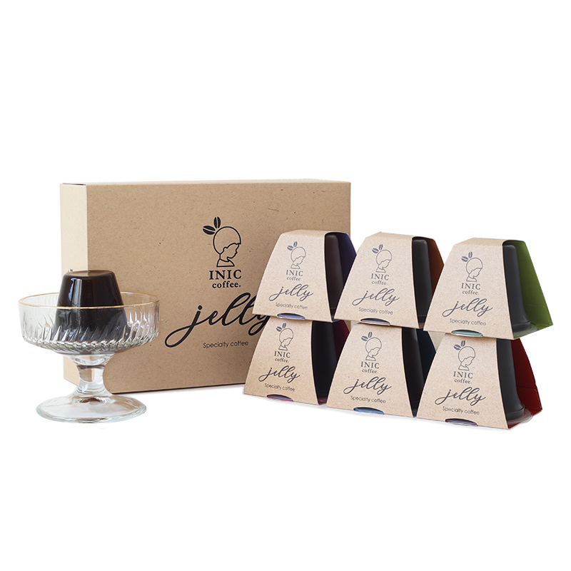 INIC Specialty Coffee Jelly Gift Box