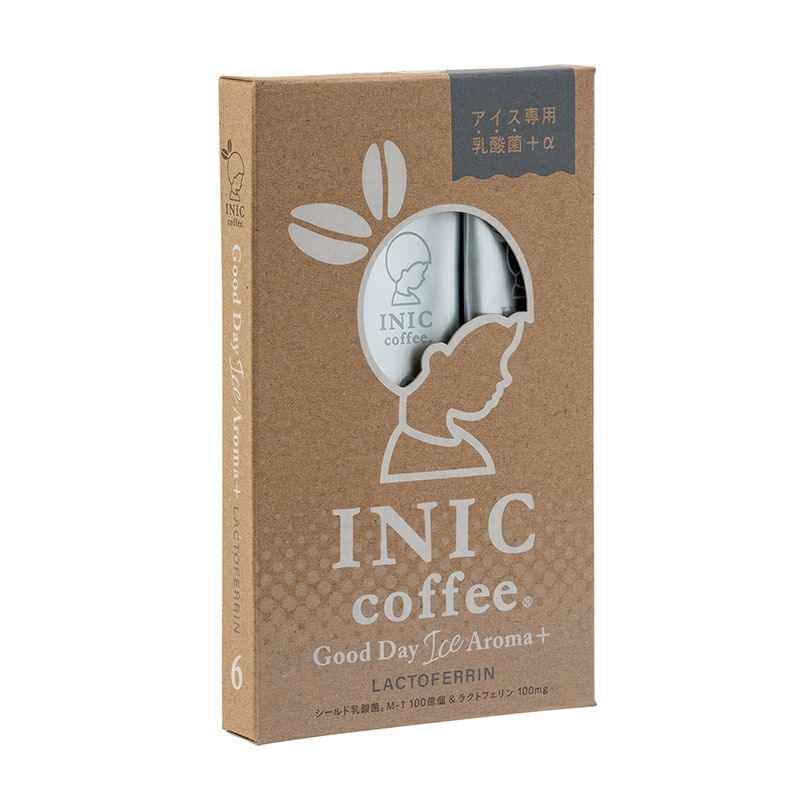 INIC coffee グッドデイアイスアロマ