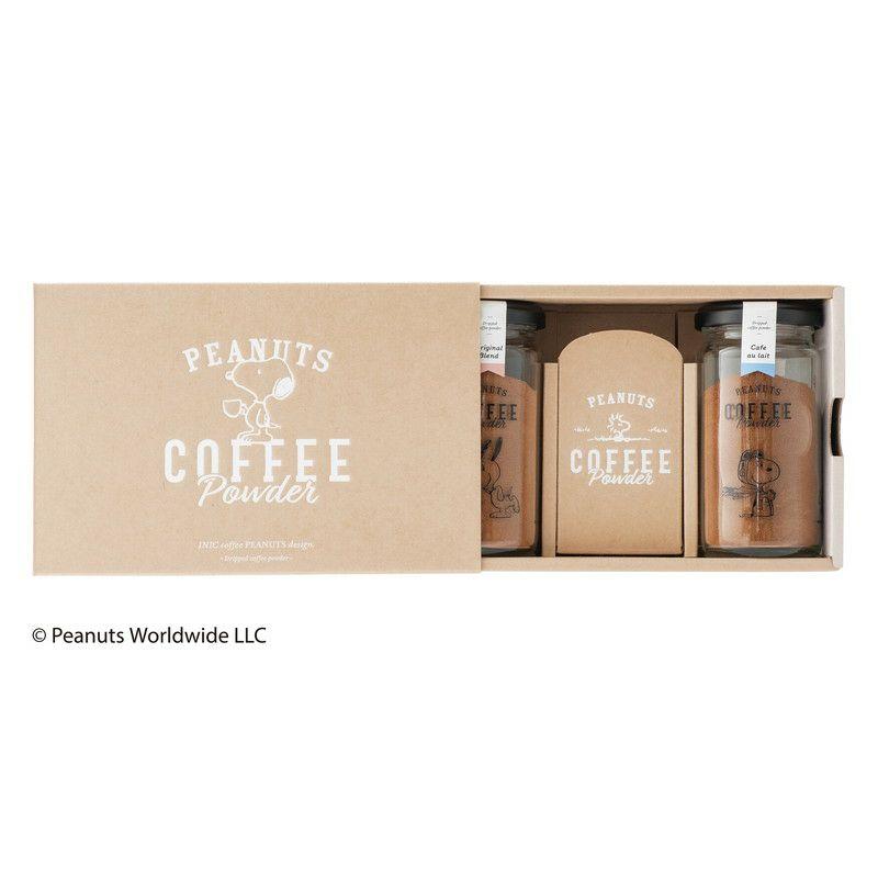スヌーピー コーヒー2 Bottle Gift Box