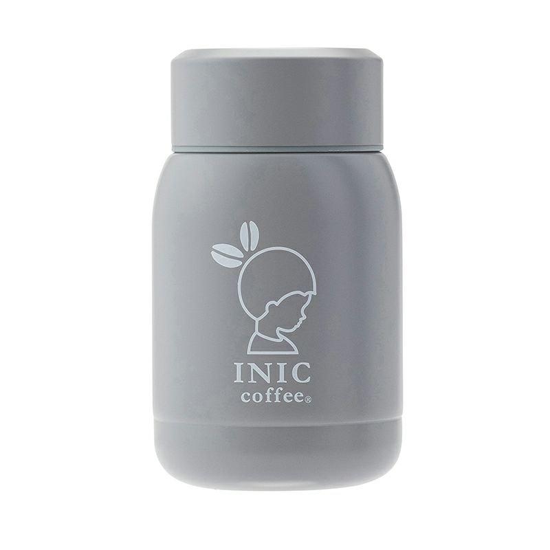 INIC×QAHWA Coffee Bottle Gray