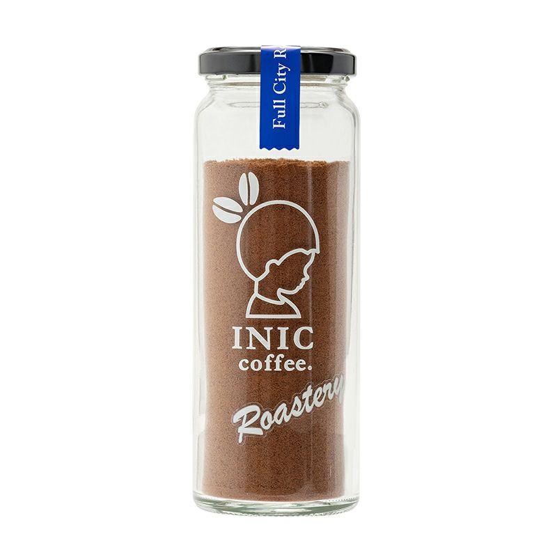イニックコーヒー ロースタリー フルシティロースト瓶