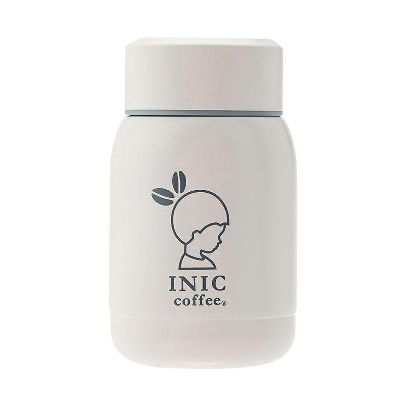 イニック カフア コーヒーボトル ホワイト