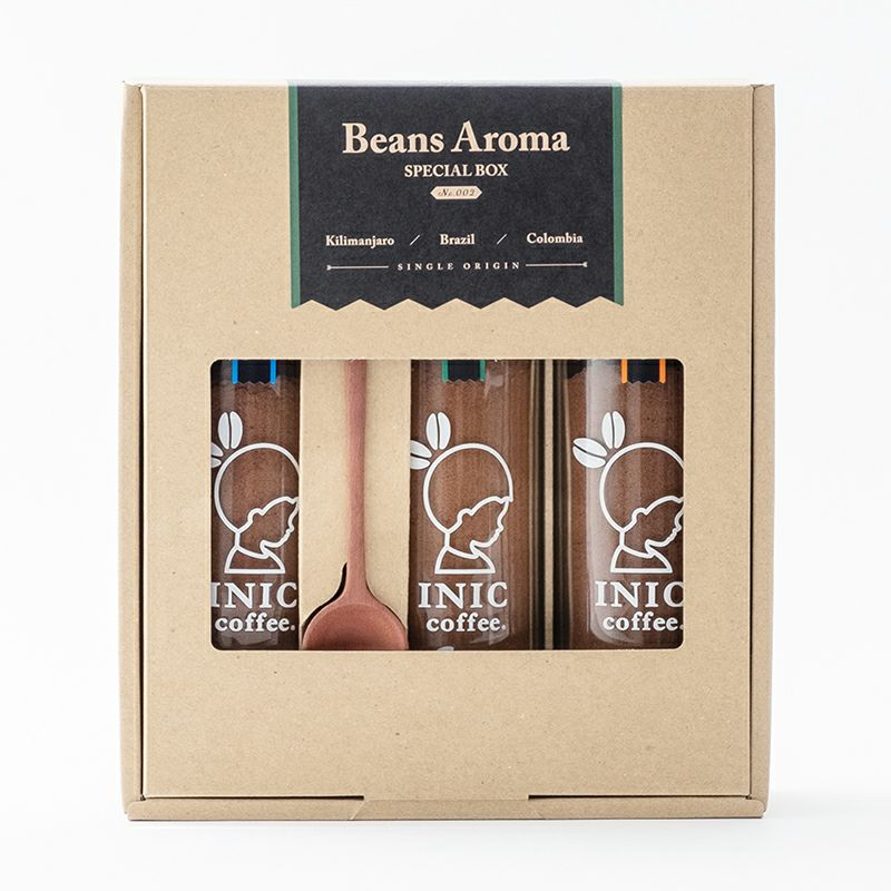 Beans Aroma Gift No.2