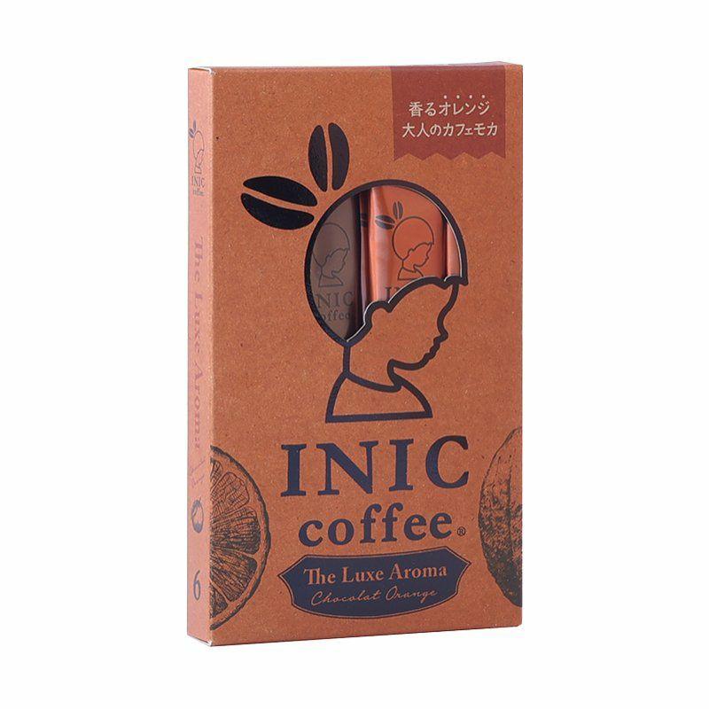 イニックコーヒー ショコラオランジュ